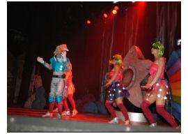 chefe, teatro infantil Pinamar