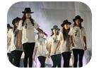 desfile en la fiesta nacional del gaucho