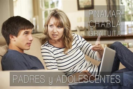 charla adolescentes padres