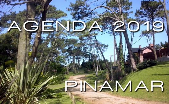 agenda pinamar