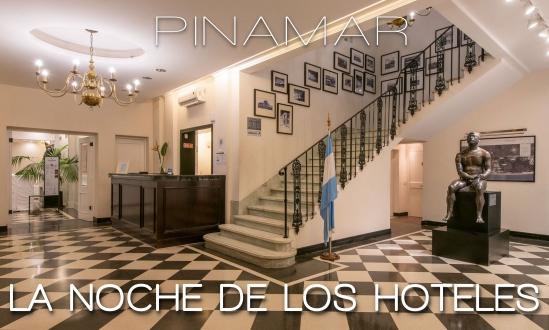 LA NOCHE DE LOS HOTELES