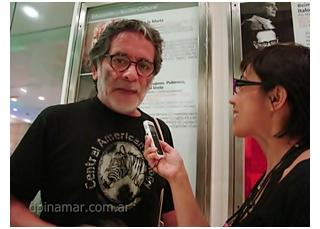 Patricio Contreras con dpinamar