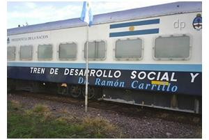 tren de desarrollo social