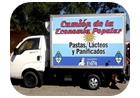 camiones de Economía Popular