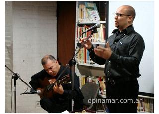 musica en la biblioteca
