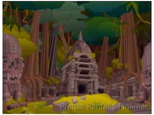 pantalla pinamar 2011 rey midas tesoro