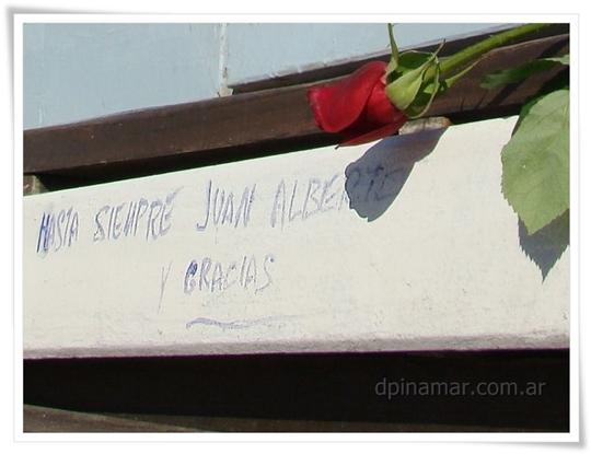 homenaje a juan alberto badía