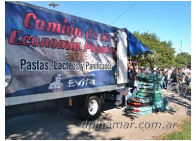 camion de economia popular