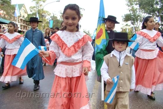 desfile 25 de mayo