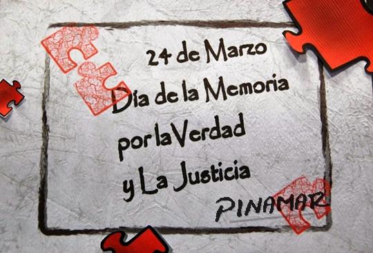 dia de la memoria por la verdad y la justicia