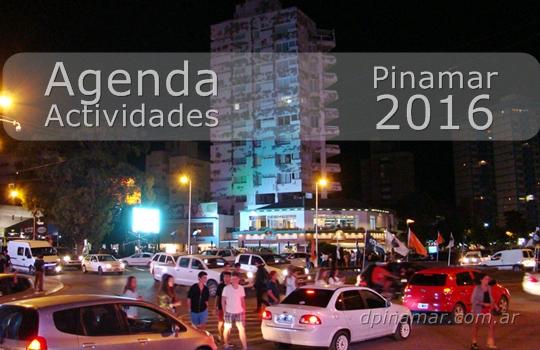 agenda pinamar 2016