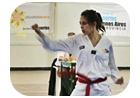 juegos BA taekwondo